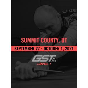 Level 1 Full Certification: Summit County, UT (September 27 - October 1, 2021)