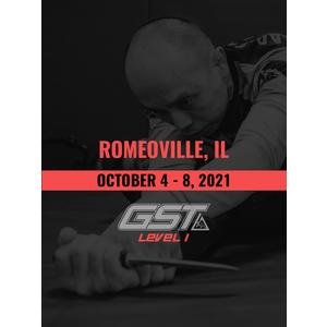Level 1 Full Certification: Romeoville, IL (October 4-8, 2021)