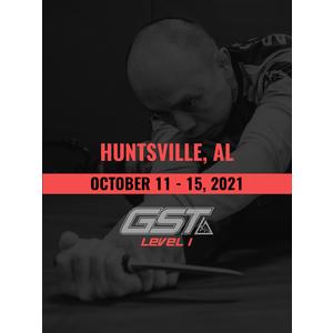Level 1 Full Certification: Huntsville, AL (October 11-15, 2021)