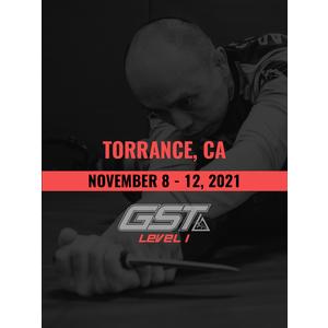 Level 1 Full Certification: Torrance, CA (November 8-12, 2021)