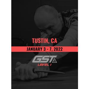 Level 1 Full Certification: Tustin, CA (January 3-7, 2022)