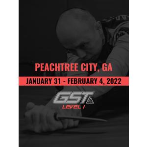Level 1 Full Certification: Peachtree City, GA (January 31 - February 4, 2022)