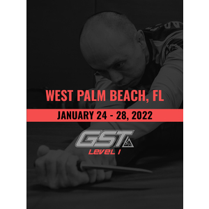 Level 1 Full Certification: West Palm Beach, FL (January 24-28, 2022) TENTATIVE