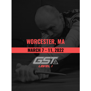 Level 1 Full Certification: Worcester, MA (March 7-11, 2022) TENTATIVE