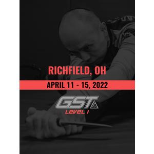 Level 1 Full Certification: Richfield, OH (April 11-15, 2022) TENTATIVE