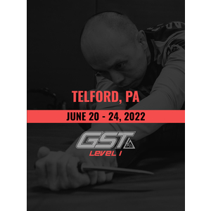 Level 1 Full Certification: Telford, PA (June 20-24, 2022) TENTATIVE