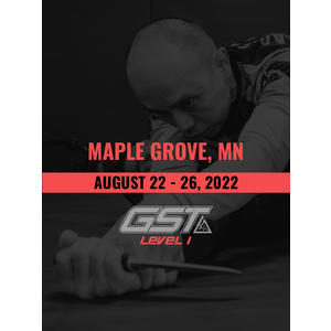 Level 1 Full Certification: Maple Grove, MN (August 22-26, 2022) TENTATIVE