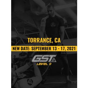 Level 2 Full Certification: Torrance, CA (September 13-17, 2021)