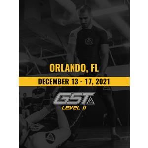 Level 2 Full Certification: Orlando, FL (December 13-17, 2021)