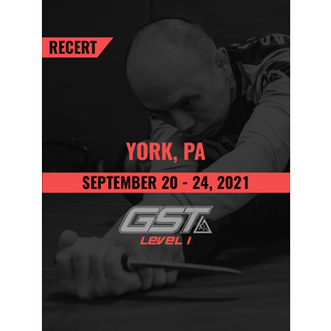 Recertification: York, PA (September 20-24, 2021)