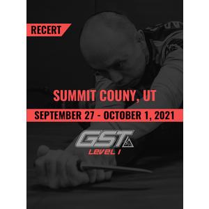Recertification: Summit County, UT (September 27 - October 1, 2021)