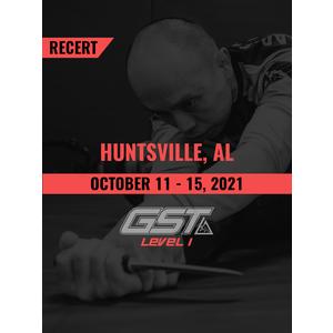 Recertification: Huntsville, AL (October 11-15, 2021)