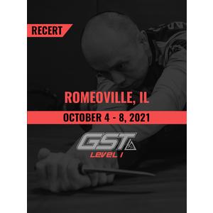 Recertification: Romeoville, IL (October 4-8, 2021)