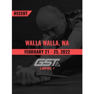 Recertification: Walla Walla, WA (February 21-25, 2022) TENTATIVE