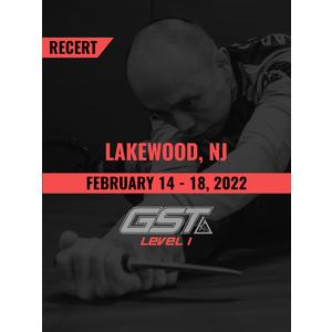 Recertification: Lakewood, NJ (February 14-18, 2022) TENTATIVE