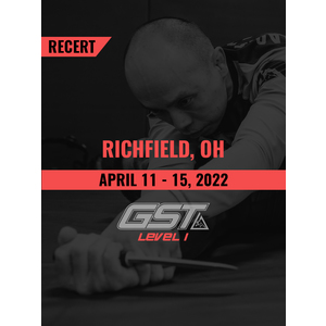 Recertification: Richfield, OH (April 11-15, 2022) TENTATIVE
