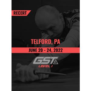 Recertification: Telford, PA (June 20-24, 2022) TENTATIVE