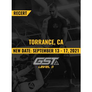 Level 2 Recertification: Torrance, CA (September 13-17, 2021)