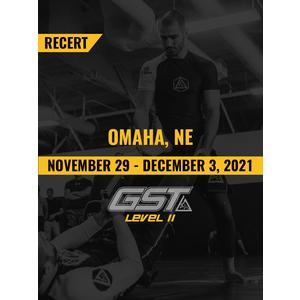 Level 2 Recertification: Omaha, NE (November 29 - December 3, 2021)