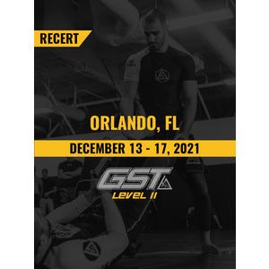 Level 2 Recertification: Orlando, FL (December 13-17, 2021)