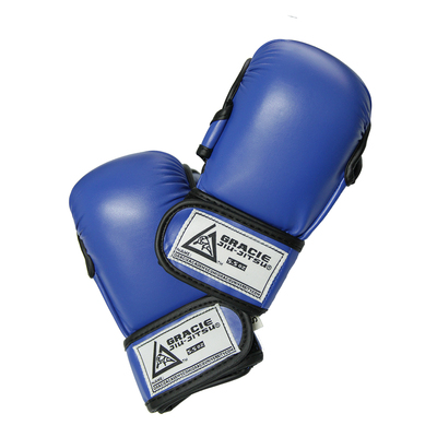 Official Gracie Jiu-Jitsu 5.5oz. Sparring Gloves