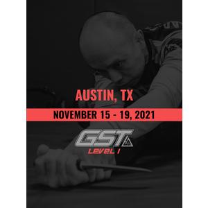 Level 1 Full Certification: Austin, TX (November 15-19, 2021)